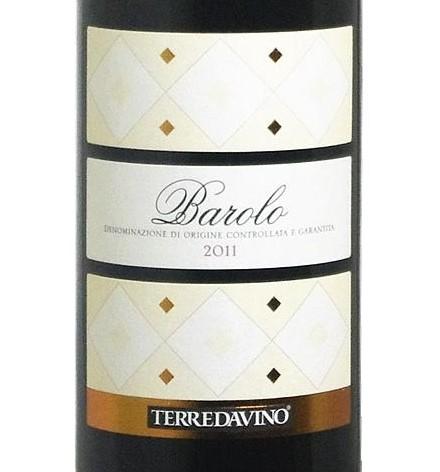 barolo label