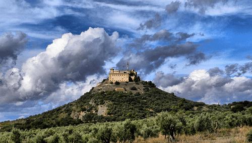 somontano-castillo
