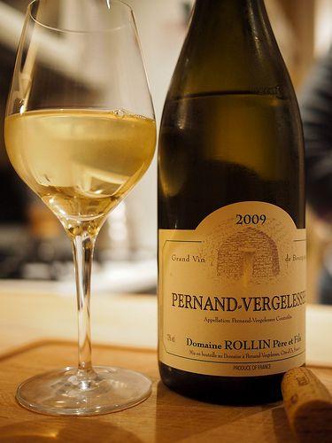 ペルナン・ヴェルジュレスワイン...