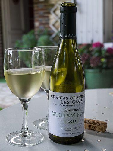 2011 Chablis Grand Crus Les Clos from Domaine William Fevre