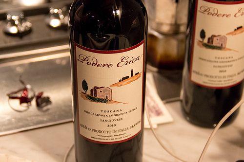 Podere Erica - Organic Wine