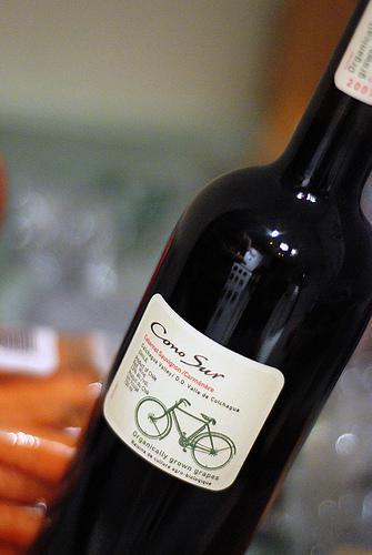 cono sur (chilean red wine)