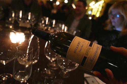2014 Frecciarossa Gil Orti 'Sillery,' Pinot Nero Bianco, Casteggio, Oltrepo Pavese, Lombardia, Italy
