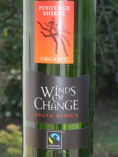 Winds of Change (Organic and Fair Traded)