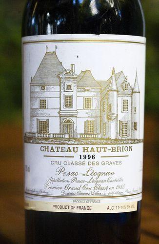 1996 Chateau Haut-Brion