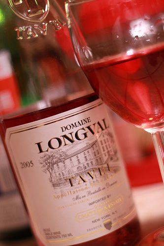 Domaine Longval Tavel 2005