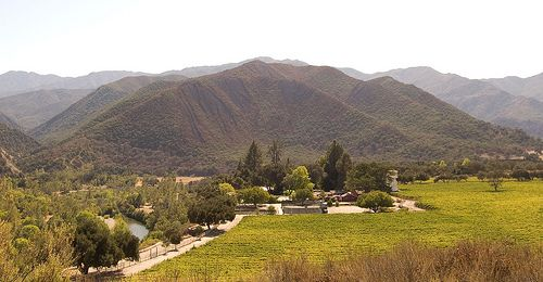 Arroyo Seco, Los Padres National Forest
