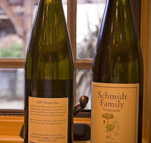 schmidt wine