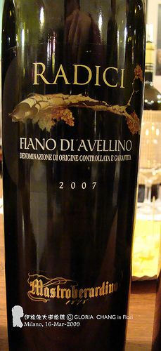 "Fiano di Avellino ""Taurasi"" DOCG 2007"