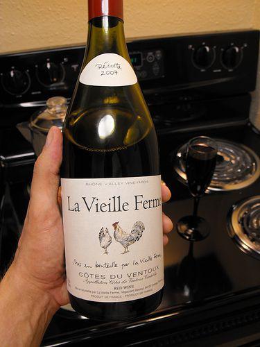 2007 La Vieille Ferme C?tes du Ventoux