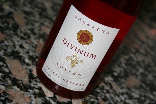 DIVINUM (vino rosado)