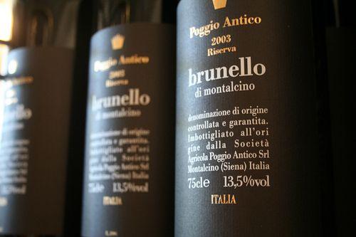 Brunello di Montalcino, Italy
