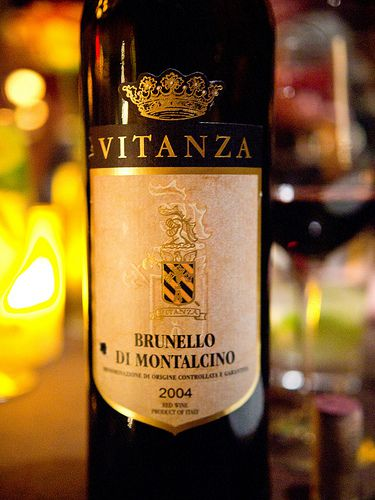 New Year's Eve 2011 - Brunello di Montalcino '04