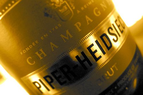Champagne Piper Heidsieck