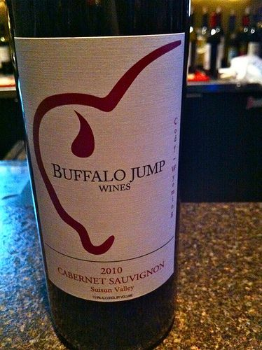 Buffalo Jump Cabernet Sauvignon