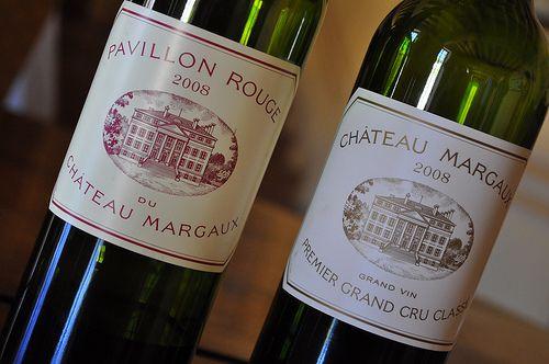 Les vins de Margaux