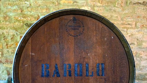 Barolo barrel