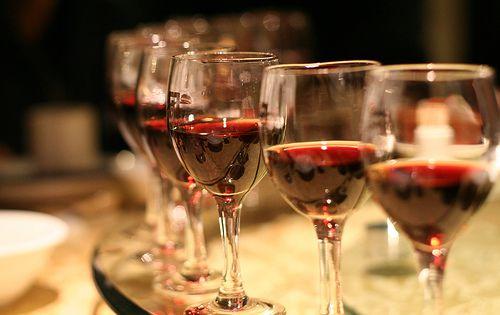 Wine Tasting Contest in Shenzhen